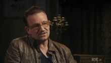 Bono discussing Jesus claims of divinity.